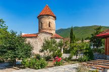 Church of Kish, Sheki, Azerbaijan