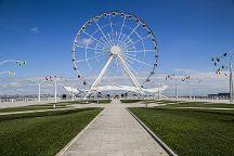 Baku Ferris Wheel, Baku, Azerbaijan