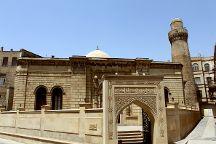 Juma Mosque, Baku, Azerbaijan