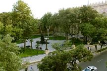 Sabir Park, Baku, Azerbaijan