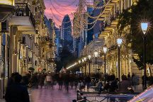 Nizami Street/Torgovaya, Baku, Azerbaijan
