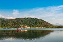 Nohur Lake, Gabala, Azerbaijan