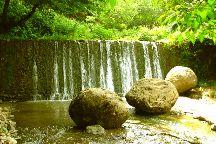 Ozobijon Waterfall, Lerik, Azerbaijan