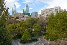 Philharmonic Park, Baku, Azerbaijan