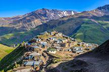 Khinalig Village, Khinalig, Azerbaijan