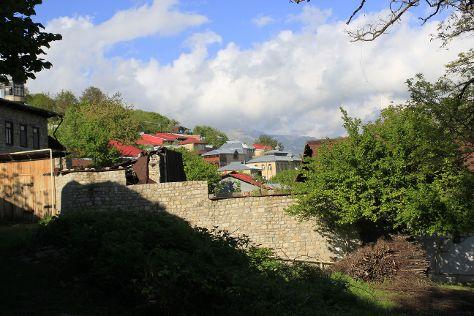 Basgal Village, Sileyli, Azerbaijan