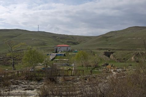 Mikayil Mushfig House Museum, Khizi, Azerbaijan