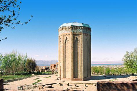 Momine Khatun Mausoleum, Nakhchivan, Azerbaijan