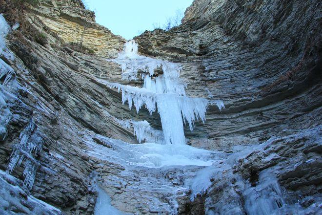 Afurja Waterfall, Guba, Azerbaijan