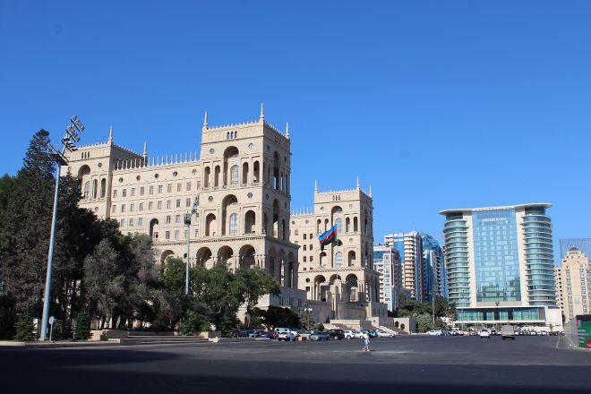 Azadliq (Freedom) Square, Baku, Azerbaijan