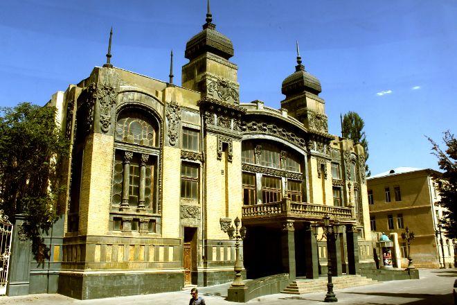 Azerbaijan State Academic Opera and Ballet Theater, Baku, Azerbaijan