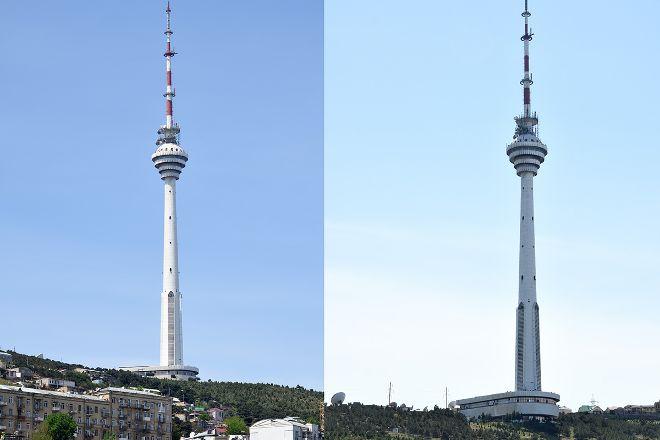 TV Tower, Baku, Azerbaijan