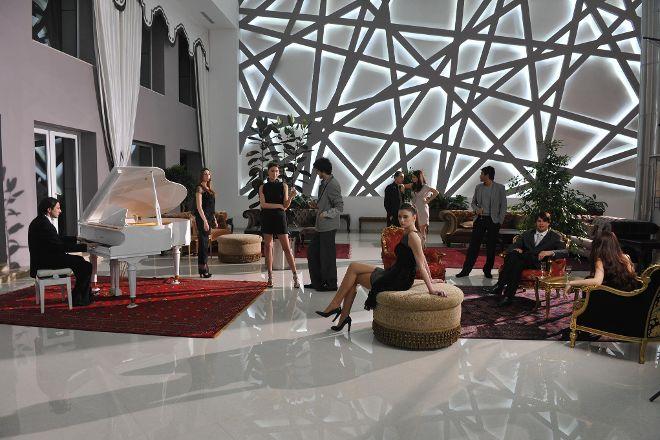 Chinar Hotel & SPA Naftalan, Naftalan, Azerbaijan