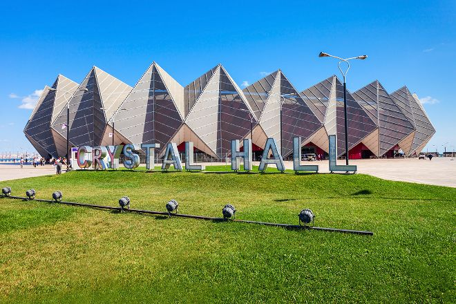 Baku Crystal Hall, Baku, Azerbaijan
