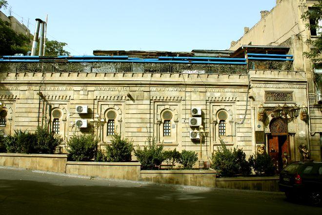 Fantasia Hamam, Baku, Azerbaijan