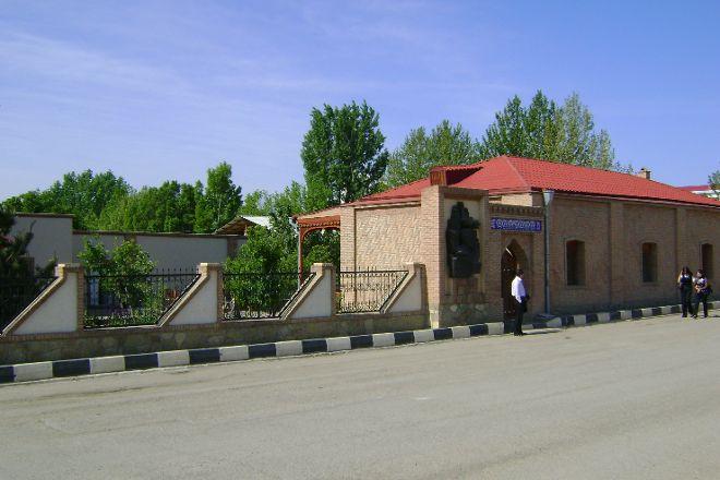 Hussein Javid's House Museum, Nakhchivan, Azerbaijan