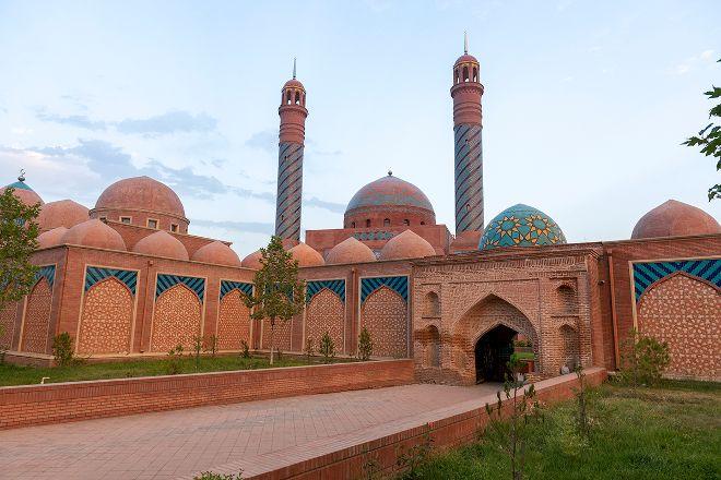 Imamzadeh Mausoleum, Ganja, Azerbaijan