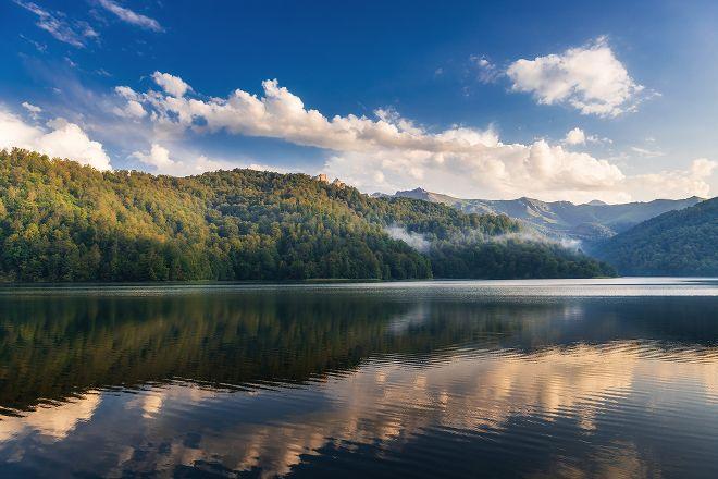 Lake Goygol, Ganja-Gazakh Region, Azerbaijan