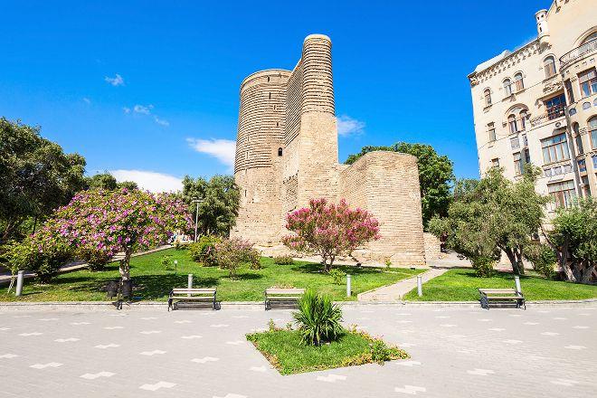 Maiden Tower, Baku, Azerbaijan