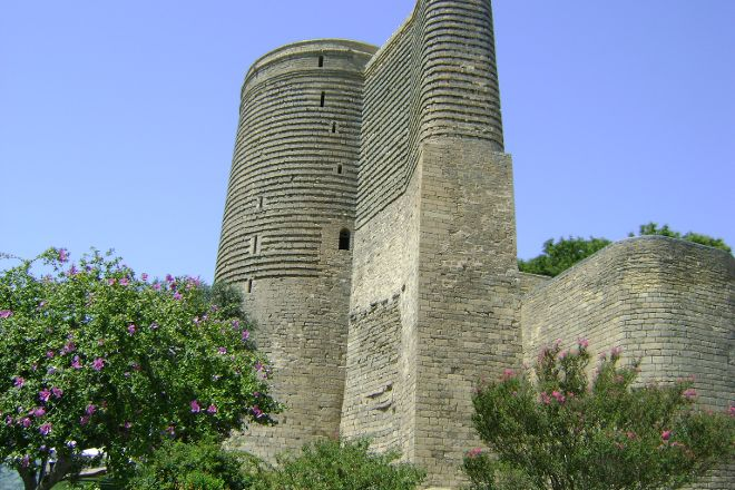 Maiden Tower, Baku, Azerbaijan