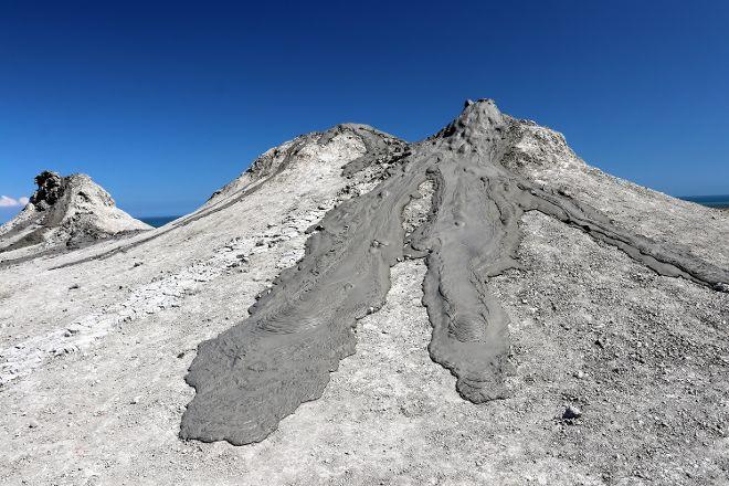 Mud Volcanoes, Gobustan, Azerbaijan