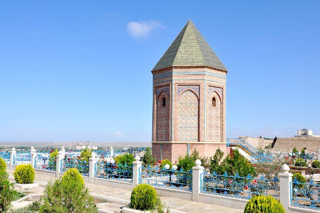 Noah's Mausoleum, Nakhchivan, Azerbaijan
