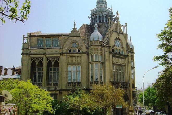 Palace of Happiness, Baku, Azerbaijan