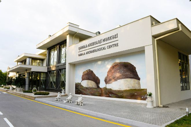 Qabala Archaeological Center, Qabala, Azerbaijan