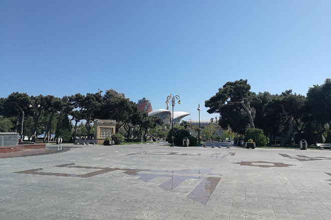Sahil Park, Baku, Azerbaijan