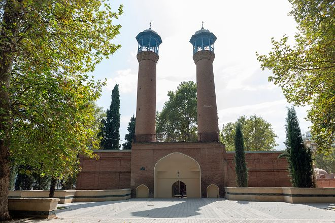 Shah Abbas Mosque, Ganja, Azerbaijan
