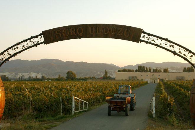 Sharg Ulduzu Wines, Shamkir, Azerbaijan