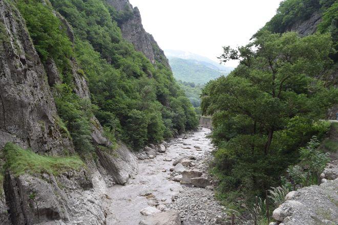 Tengya Alty Gorge, Guba, Azerbaijan