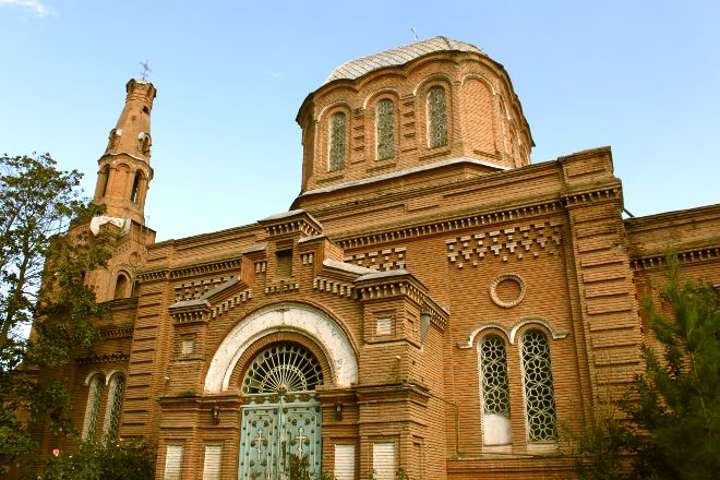 The Alexander Nevsky Church, Ganja, Azerbaijan