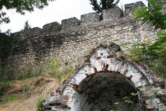 Zagatala Fortress, Zagatala, Azerbaijan