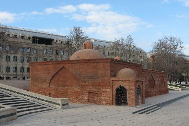 Chokek Hammam, Ganja, Azerbaijan