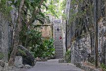 Queen's Staircase, Nassau, Bahamas