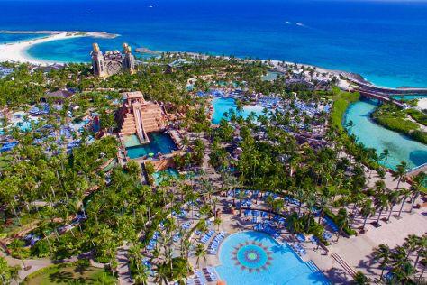 Aquaventure, Nassau, Bahamas