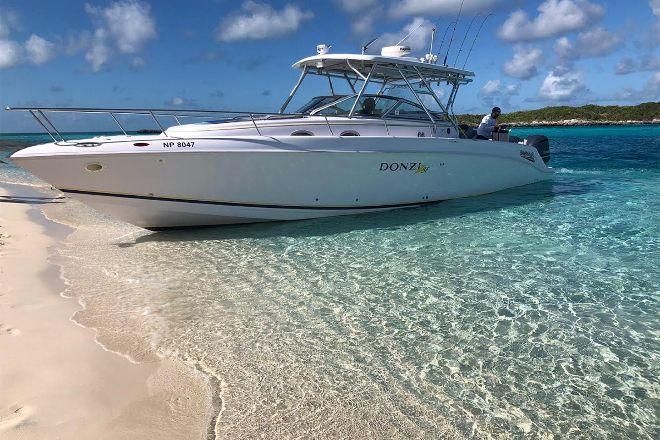 Bahama Boat Tours, Nassau, Bahamas