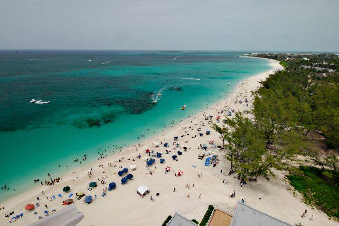 Cabbage Beach, Nassau, Bahamas
