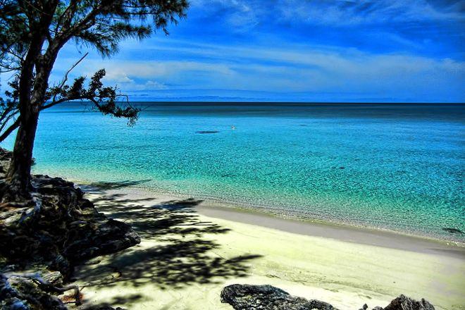 Current Cut, Eleuthera, Bahamas