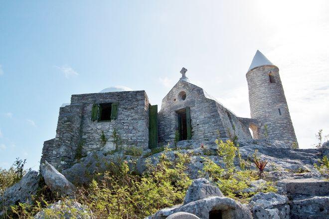 The Hermitage, Cat Island, Bahamas