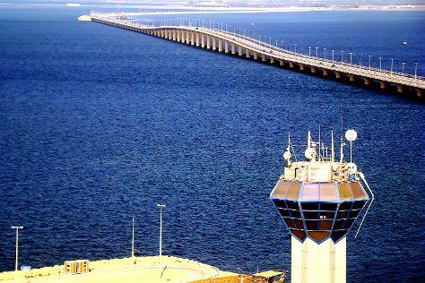 King Fahd Causeway, Saar, Bahrain