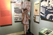 Liberation War Museum, Dhaka City, Bangladesh