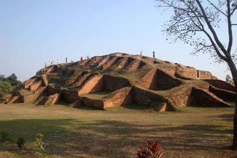 Behula Lakshindar Basor Ghor, Bogra, Bangladesh