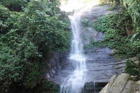Haja Chora Waterfall, Khagrachari, Bangladesh