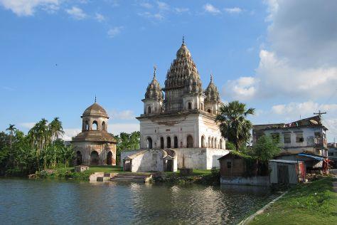 Puthia Temple Complex, Rajshahi City, Bangladesh