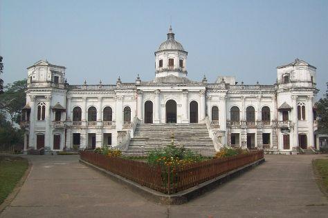 Tajhat Palace, Rangpur, Bangladesh