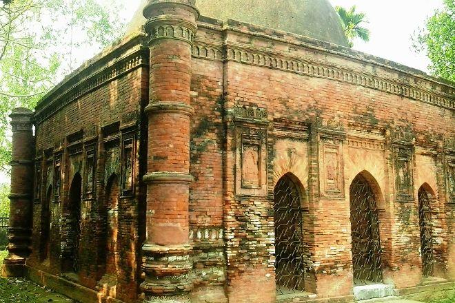 Goaldi Mosque, Dhaka City, Bangladesh