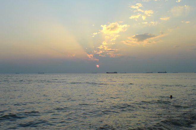 Naval Beach, Chittagong City, Bangladesh