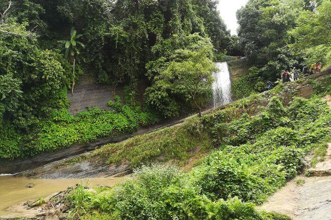 Richhang Falls, Dhaka Division, Bangladesh